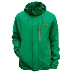 PINEA Herren Outdoor Jacke JIMI Farbe FOREST GREEN