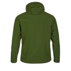 PINEA Herren Hybrid Jacke ELMO Farbe OLIVGRÜN Größe XXL