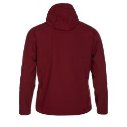 PINEA Herren Hybrid Jacke ELMO Farbe ROT ORANGE Größe M