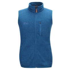 PINEA Damen & Herren Fleece Weste VEETI Farbe ADRIABLAU...