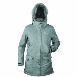 PINEA Damen Mantel HANNA Farbe LIGHT GREY