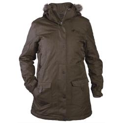 PINEA Damen Mantel HANNA Farbe COFFEE Größe 34