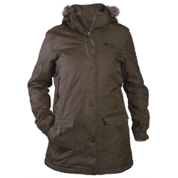PINEA Damen Mantel HANNA Farbe COFFEE Größe 38