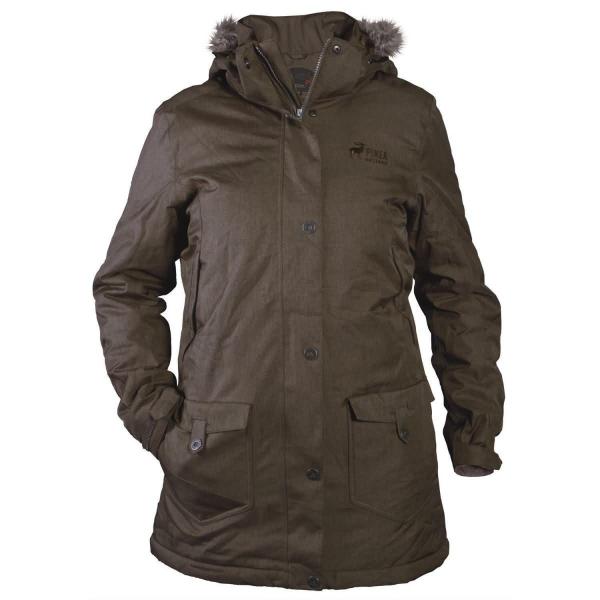 PINEA Damen Mantel HANNA Farbe COFFEE Größe 44