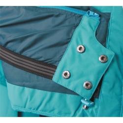 PINEA Damen Ski & Freizeitjacke KATI Farbe BLACK Größe 44
