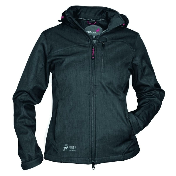 PINEA Damen Softshell Jacke TARJA