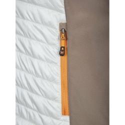PINEA Damen Hybrid Jacke NINA Farbe CREME