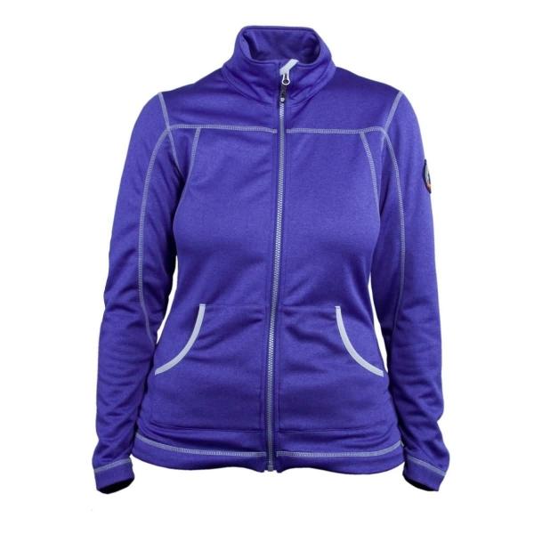PINEA Damen Softshell Jacke ESSI Farbe PURPLE Größe 38