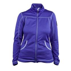 PINEA Damen Softshell Jacke ESSI Farbe PURPLE...