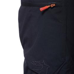 PINEA Damen Softshell Hose LEEA Farbe SCHWARZ Größe 34