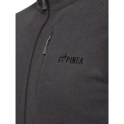 PINEA Herren Fleece Jacke TOMI Farbe CARBON GREY