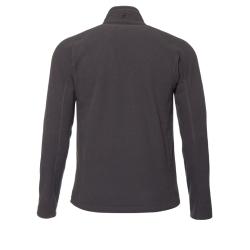 PINEA Herren Fleece Jacke TOMI Farbe CARBON GREY Größe S