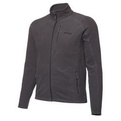 PINEA Herren Fleece Jacke TOMI Farbe CARBON GREY  Größe XXL