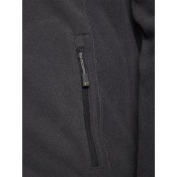 PINEA Herren Fleece Jacke TOMI Farbe CARBON GREY  Größe 3XL