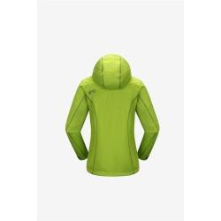 PINEA Damen Softshell Jacke KATA Farbe LIMEGRÜN Größe 34