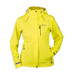 PINEA Damen Outdoor Jacke ALISA Farbe YELLOW