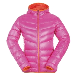 PINEA Damen Daunen Jacke NELLI Farbe PINK