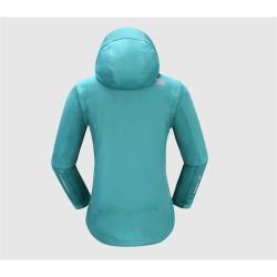PINEA Damen Sommer Softshell Jacke AINO Farbe DUNKELMINT Größe 34