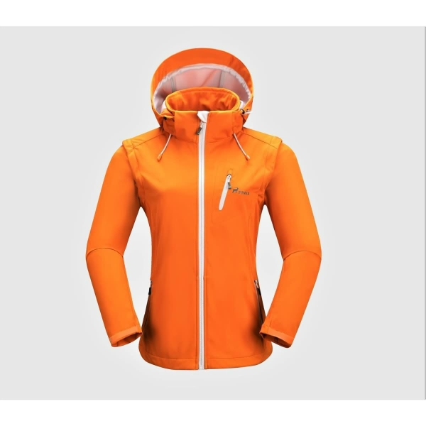 Orange jacke farben