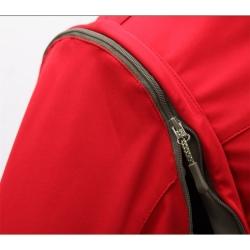 PINEA Herren Sommer Softshell Jacke KAI Farbe CHILI ROT Größe M