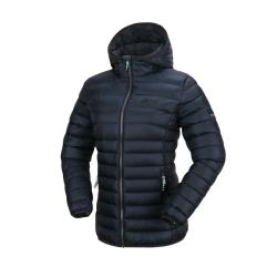 PINEA Damen Daunen Jacke NELLI Farbe MARINEBLAU Größe 46