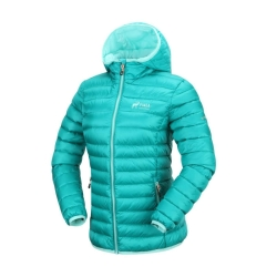 PINEA Damen Daunen Jacke NELLI Farbe MINT