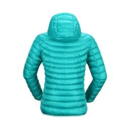 PINEA Damen Daunen Jacke NELLI Farbe MINT Größe 42