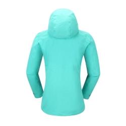 PINEA Damen Outdoor Jacke ALISA Farbe TÜRKIS Größe 44