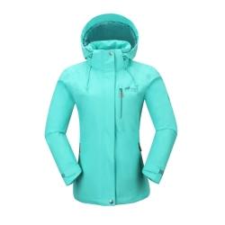 PINEA Damen Outdoor Jacke ALISA Farbe TÜRKIS Größe 54