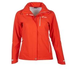 PINEA Damen Outdoor Jacke ALISA Farbe ROT-ORANGE