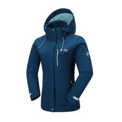 PINEA Damen Outdoor Jacke ALISA Farbe DUNKELBLAU Größe 38