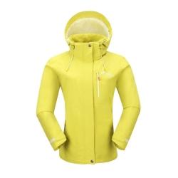 PINEA Damen Outdoor Jacke ALISA Farbe CITRON Größe 54