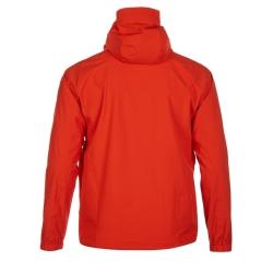 PINEA Herren Outdoor Jacke JIMI Farbe ROT-ORANGE