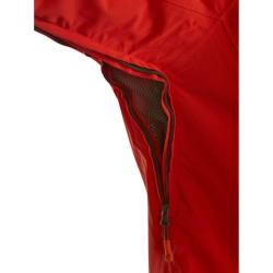 PINEA Herren Outdoor Jacke JIMI Farbe ROT-ORANGE Größe S