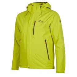 PINEA Herren Outdoor Jacke JIMI Farbe CITRON