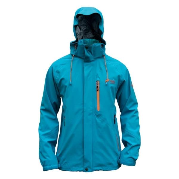 PINEA Herren Outdoor Jacke JIMI Farbe ICE BLAU