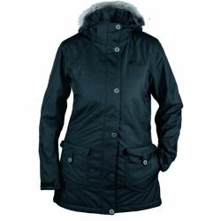 PINEA Damen Mantel HANNA Farbe BLACK Größe 34