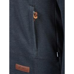 PINEA Damen Windblocker Jacke AIRA Farbe DUNKELGRAU Größe 42