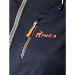 PINEA Damen Sommer Softshell Jacke AINO Farbe SCHWARZ  Größe 48