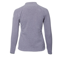 PINEA Damen Fleece Jacke VENLA Farbe GREY