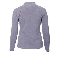 PINEA Damen Fleece Jacke VENLA Farbe GREY Größe 46