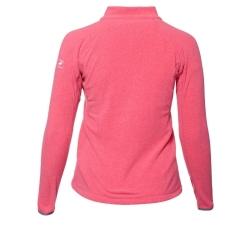 PINEA Damen Fleece Jacke VENLA Farbe CARMINE RED Größe 44