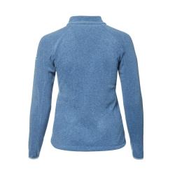 PINEA Damen Fleece Jacke VENLA Farbe STELLAR BLUE Größe 46
