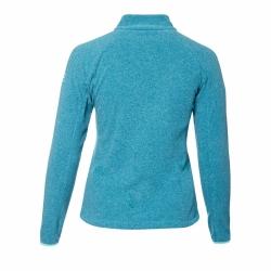 PINEA Damen Fleece Jacke VENLA Farbe CHRYSTAL TEAL Größe 42