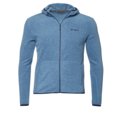 PINEA Unisex Fleece Hoodie RAMI Farbe STELLAR BLUE in...