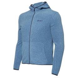PINEA Unisex Fleece Hoodie RAMI Farbe STELLAR BLUE Größe M