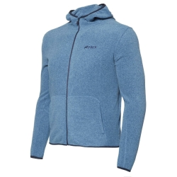 PINEA Unisex Fleece Hoodie RAMI Farbe STELLAR BLUE Größe XL