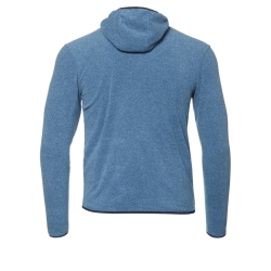 PINEA Unisex Fleece Hoodie RAMI Farbe STELLAR BLUE Größe XXL