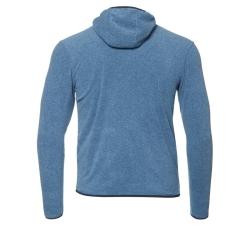 PINEA Unisex Fleece Hoodie RAMI Farbe STELLAR BLUE Größe 3XL