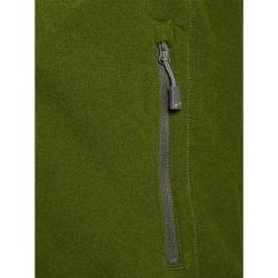 PINEA Herren Fleece Jacke TOMI Farbe CHIVE GREEN Größe S